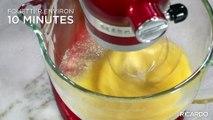 Bûche aux canneberges, framboises, mascarpone et pistaches