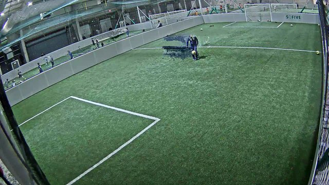02/27/2019 19:00:00 - Sofive Soccer Centers Rockville - Anfield