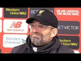 Liverpool 5-0 Watford - Jurgen Klopp Full Post Match Press Conference - Premier League