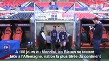 """Football/Amical-France: """"Continuer à gagner"""" dit Diacre"""