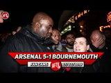 Arsenal 5-1 Bournemouth | We Need To Play Ozil & Mkhitaryan Together!