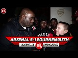 Arsenal 5-1 Bournemouth | Denis Suarez Reminded Me Of Messi's Style Of Play!
