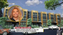 It's #WayToGoWednesday, and we're shouting out @IAMQUEENLATIFAH for building $14 million worth of housing in her hometown of Newark, NJ! We have all the deets on #PageSixTV! #W2GW