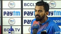KL Rahul reacts on India's T20 loss against Australia  Oneindia News