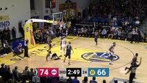 Michael Bethea Jr. (19 points) Highlights vs. Santa Cruz Warriors