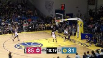 Will Cherry with 5 Steals vs. Grand Rapids Drive