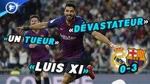 Les louanges pleuvent sur Luis Suarez après le Clasico, Maurizio Sarri félicité par la presse anglaise sur le cas Kepa Arrizabalaga