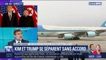 Donald Trump et Kim Jong-un se séparent sans accord à Hanoï: ce qui a bloqué