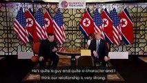 Donald Trump explains decision to walk from Hanoi Summit