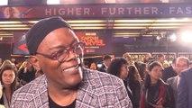Samuel L. Jackson believes Marvel movies are always fresh
