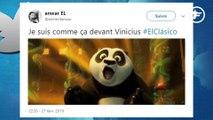 Twitter divisé sur la prestation de Vinicius Junior lors du Clasico