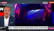 Morandini Live – Johnny Hallyday : le spectacle de Sylvie Vartan interdit ? Son avocat répond (vidéo)