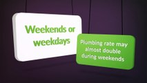 How Much Does A Plumber Charge Per Hour | Smile Heating & Cooling Inc.