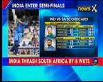 India chokes South Africa to enter ICC Champions Trophy semi-final, win by 8 wickets