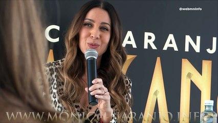 Mónica Naranjo - Rueda de Prensa  Renaissance - 28.02.19