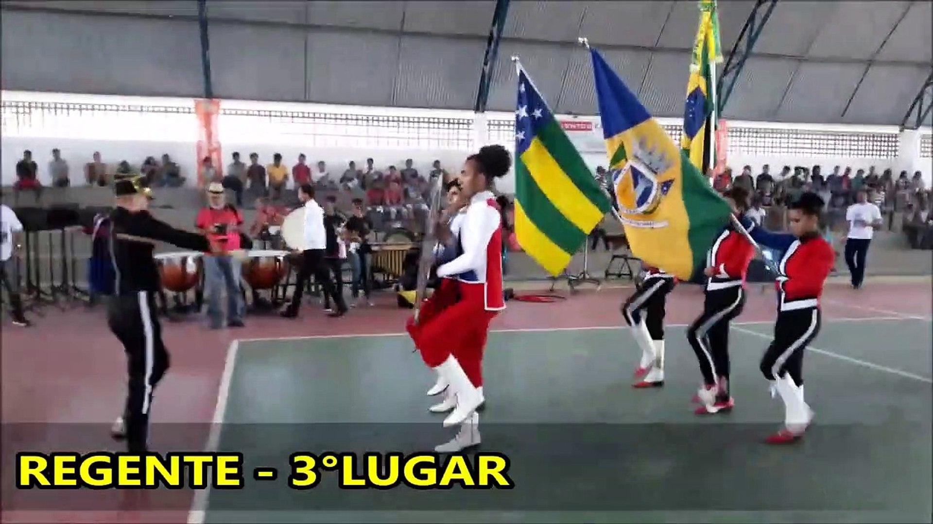 Banda de Percussao Melodica Lions Drum 2018 _ XI COPA NORDESTE NORTE DE BANDAS E FANFARRAS