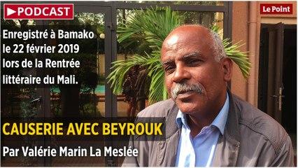 PODCAST. Causerie avec Mbarek Ould Beyrouk