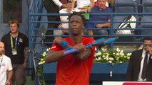 ATP - Dubai 2019 - Quand Gaël Monfils s'est compliqué la tâche contre Ricardas Berankis !