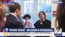 """""""Si je travaille, je perds ma pension d'invalidité"""", une femme en rémission explique sa situation à Emmanuel Macron"""