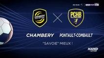 "Lidl Starligue - Chambéry - Pontault-Combault : ""Savoie"" mieux !"
