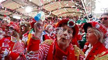 Watch: Cologne carnival kicks off 6 days of uninterrupted partying