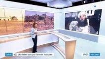 Sahel : 600 jihadistes tués par l'armée français depuis 2015