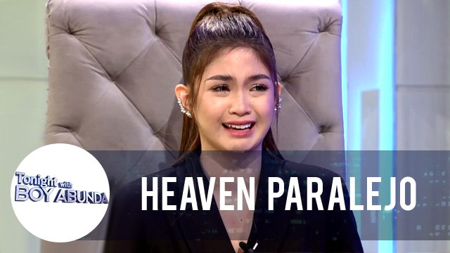 TWBA: Heaven reacts on bashers calling her names