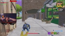 Fortnite Tfue CALLS OUT Random Teammate For STREAM SNIPING Him & PRETENDING To Be In FaZe!