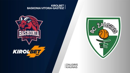 EuroLeague 2018-19 Highlights Regular Season Round 24 video: Baskonia 80-73 Zalgiris