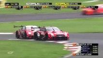 2017 Super GT - Fuji Speedway - Motul Autech GT-R, Zent Cerumo LC500