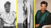 The Evolution Of Maya Angelou