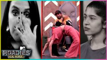 Neha Dhupia CRIES In MTV Roadies Real Heroes