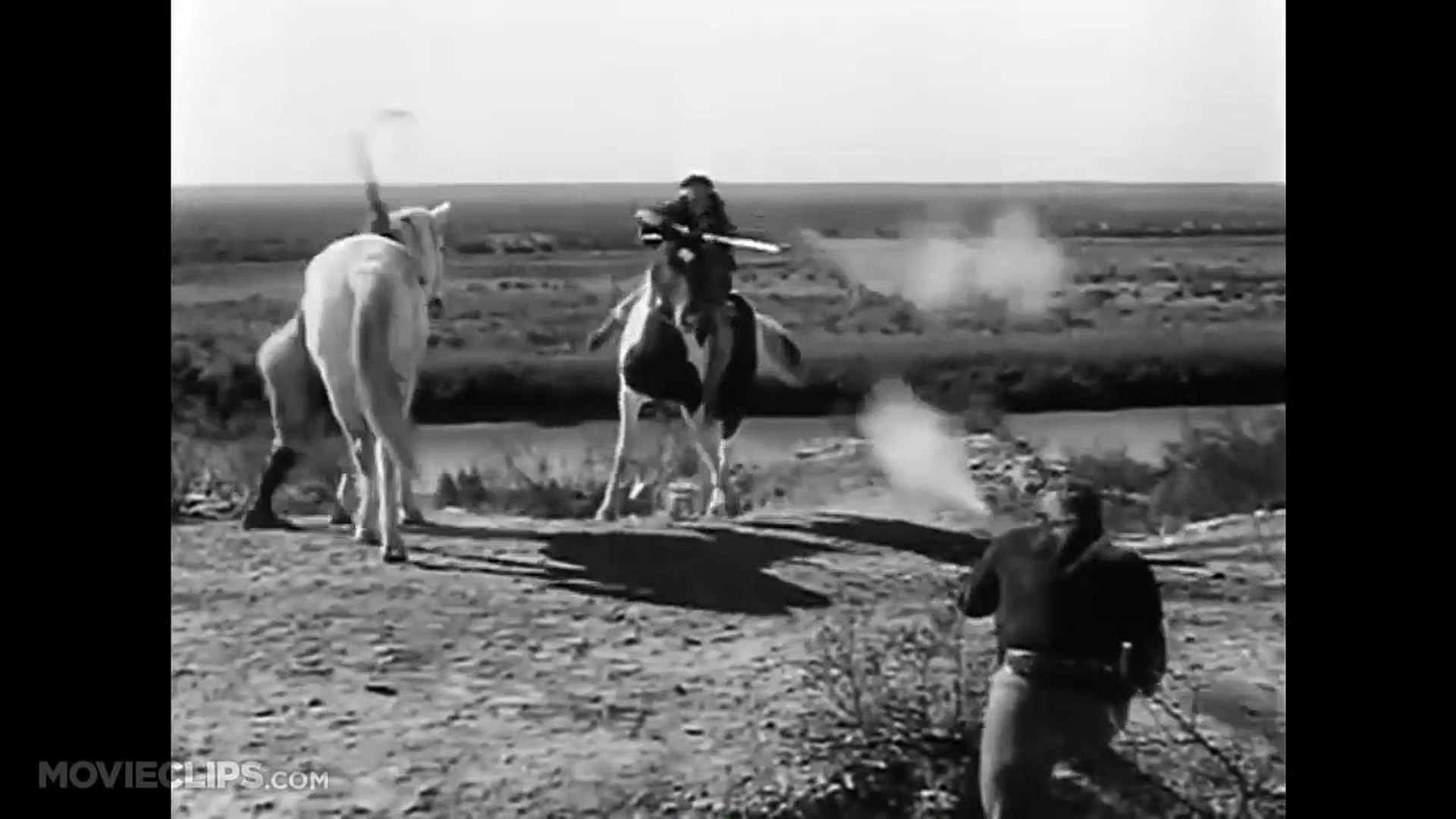 Arrowhead Movie 1953 Charlton Heston Jack Palance