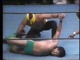 Pierroth Jr vs Mogur (CMLL January 14th, 1990)