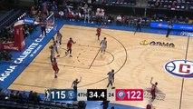 Jerome Robinson Posts 23 points & 10 rebounds vs. Texas Legends