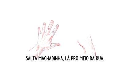 Ana Bacalhau - Ah Ah Ah Minha Machadinha