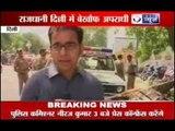 Two petrol pump employees shot at in Delhi