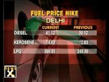 Nationwide protest against fuel price hike