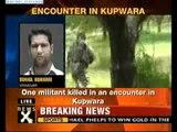 J&K: Militant killed in encounter