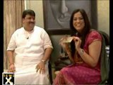 Singer Richa Sharma's unique Rakhi celebration