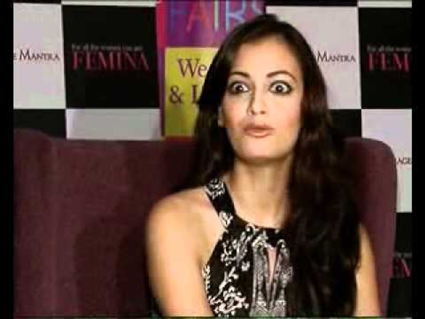 Dia Mirza on marriage, life and Anna