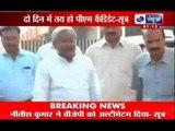 Nitish Kumar gives ultimatum to BJP