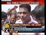 'Central govt must take a decision on Telangana'