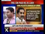 TRS targets AP govt, alleges Congress bribed MLAs
