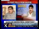 Nitin Gadkari to contest Lok Sabha election