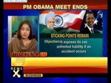 PM-Obama meet ends; relations improved, says PM