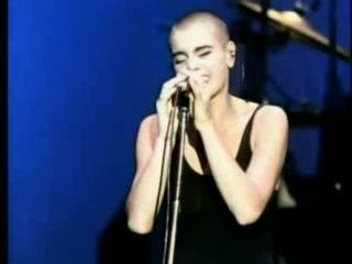 Sinead  - Nothing compares 2U live