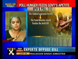 NewsX@9: Cabinet clears Food Bill, hopes to approve Lokpal Bill