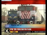 Dinesh Trivedi demands bailout for Railways