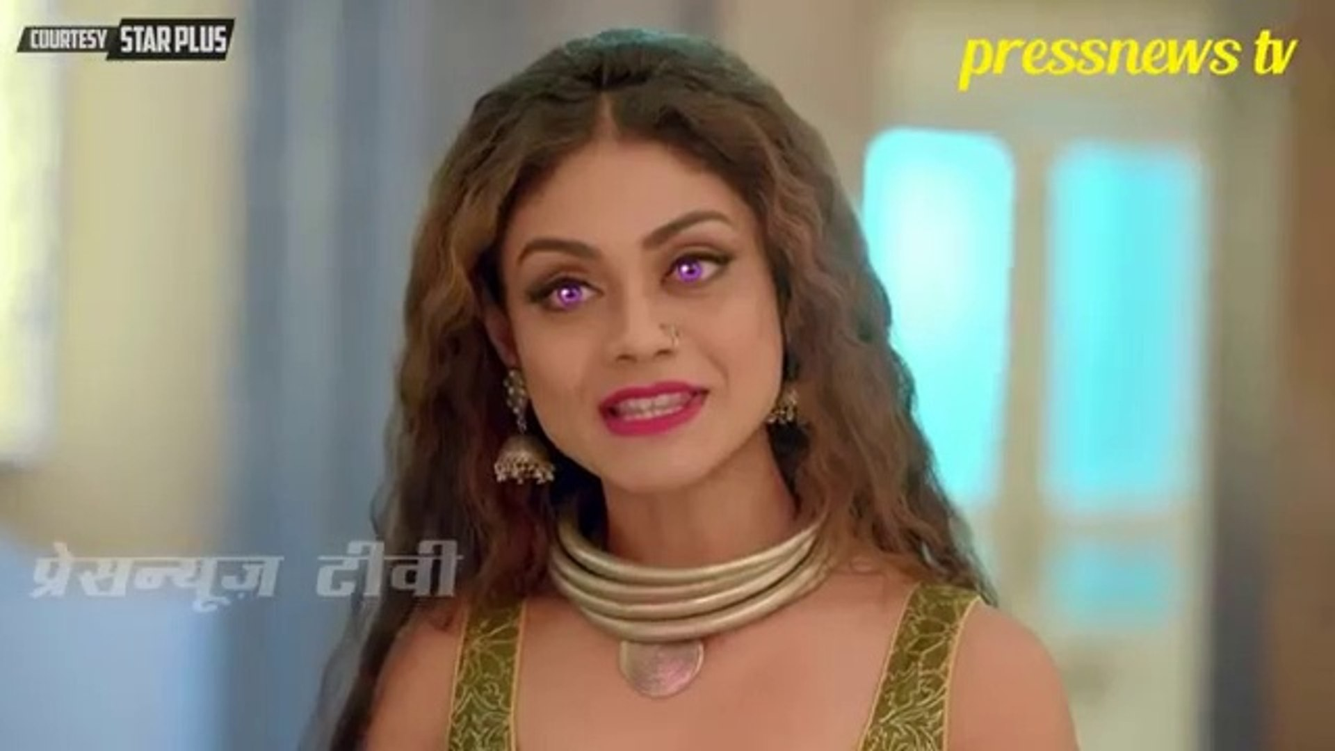 NAZAR  - 2 March 2019  Video Updates _ NAZAR Star Plus Latest Telly News